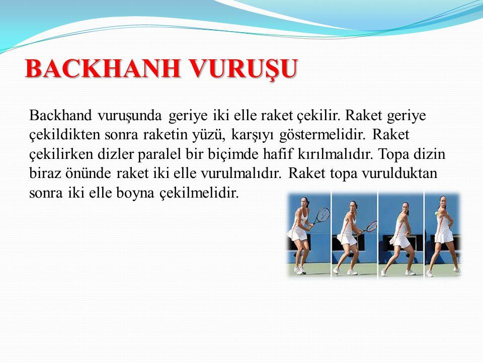 BACKHANH VURUŞU