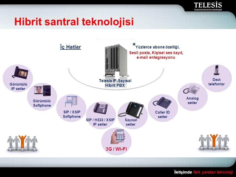 Hibrit santral teknolojisi