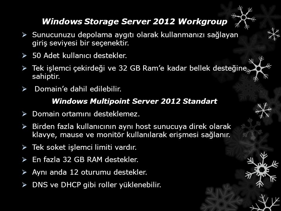 Windows Storage Server 2012 Workgroup