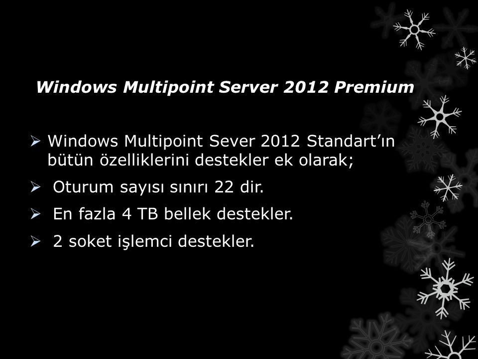 Windows Multipoint Server 2012 Premium