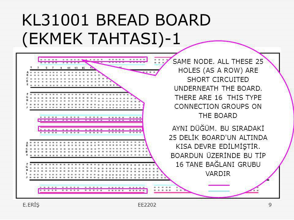 KL31001 BREAD BOARD (EKMEK TAHTASI)-1