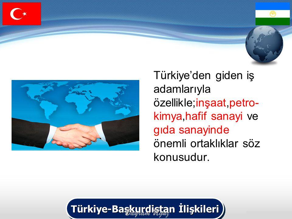 Türkiye-Başkurdistan İlişkileri