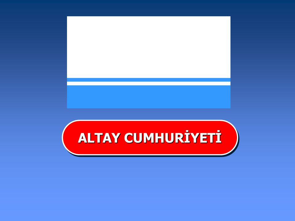 ALTAY CUMHURİYETİ