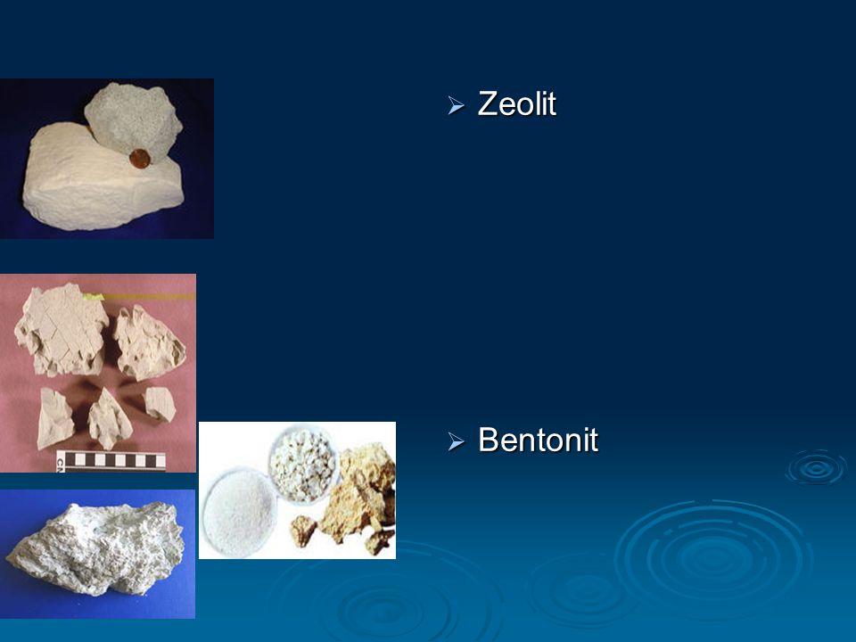 Zeolit Bentonit