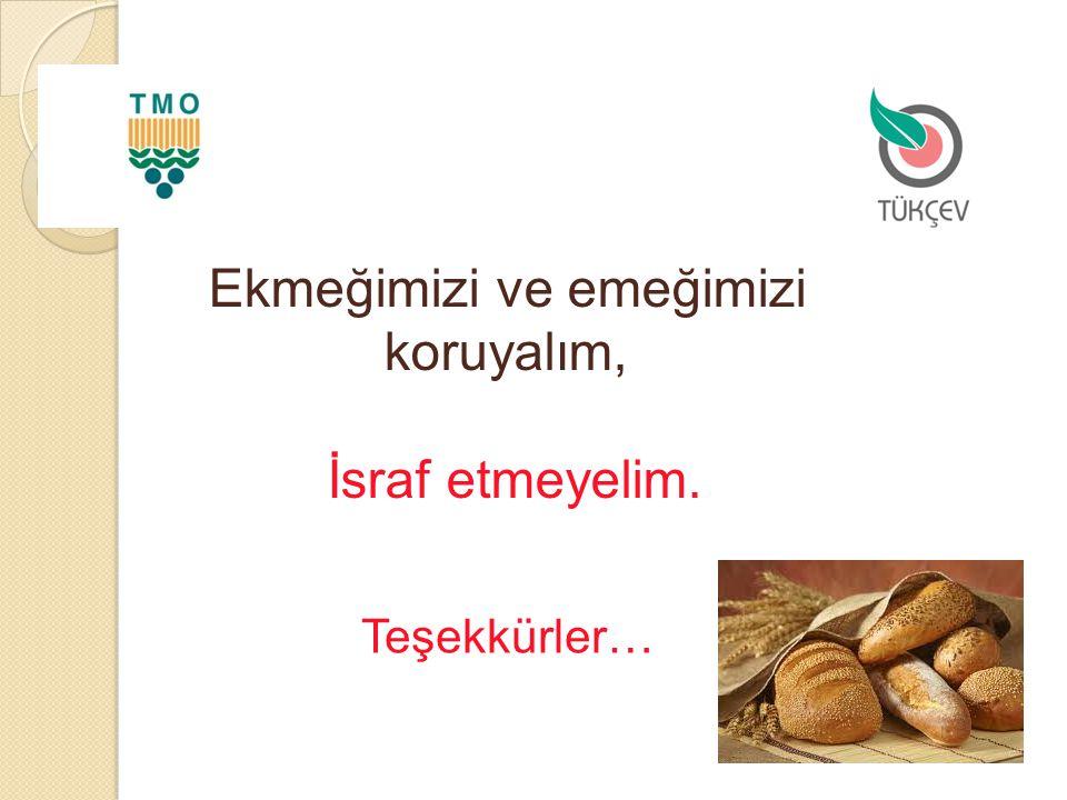 Ekmeğimizi ve emeğimizi