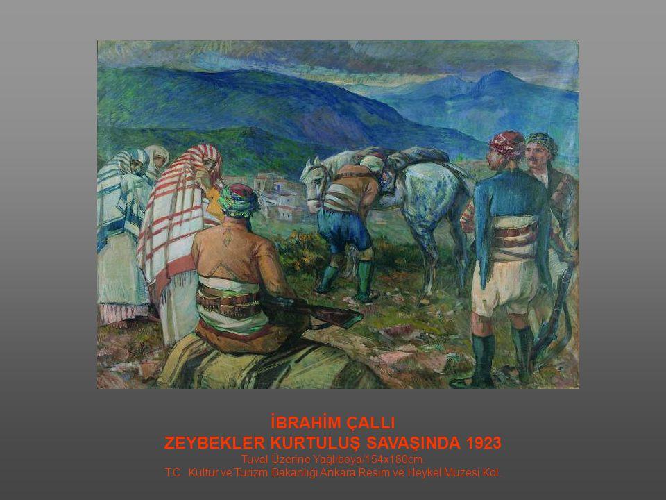 ZEYBEKLER KURTULUŞ SAVAŞINDA 1923