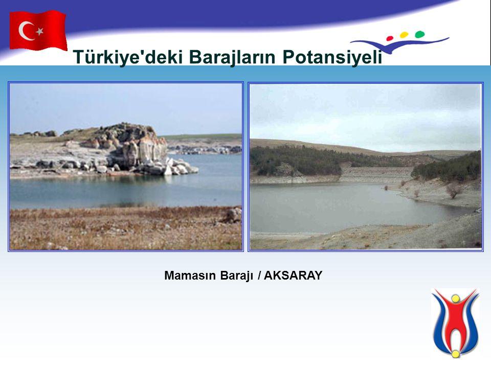 Mamasın Barajı / AKSARAY