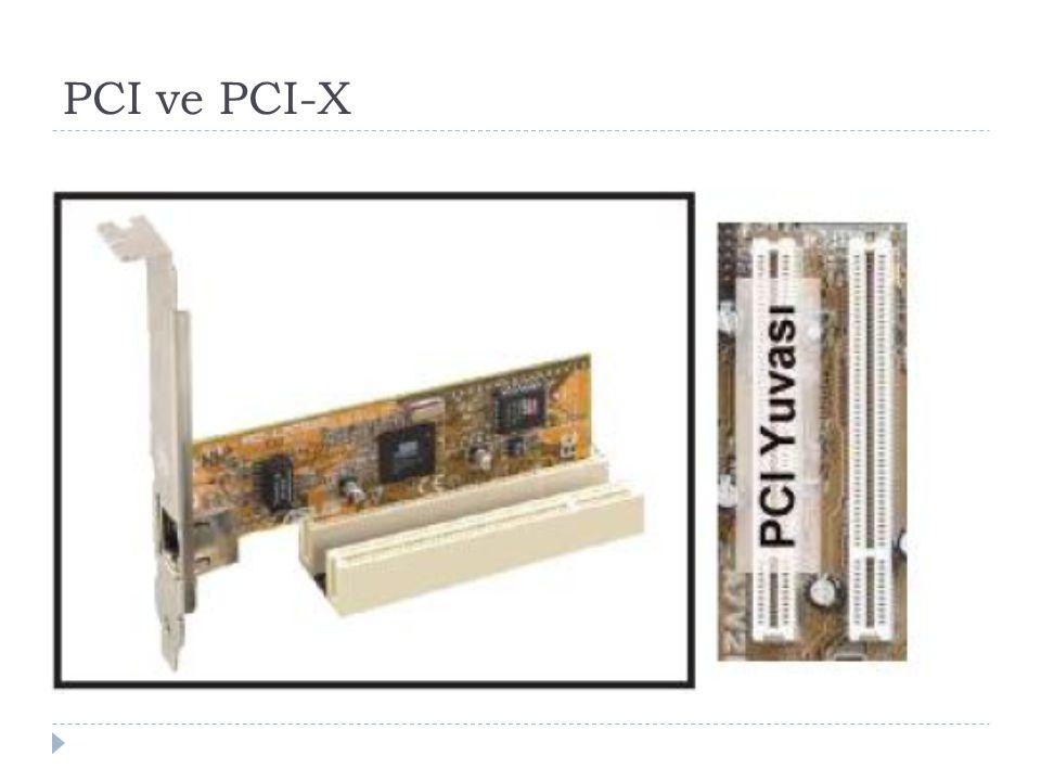 PCI ve PCI-X