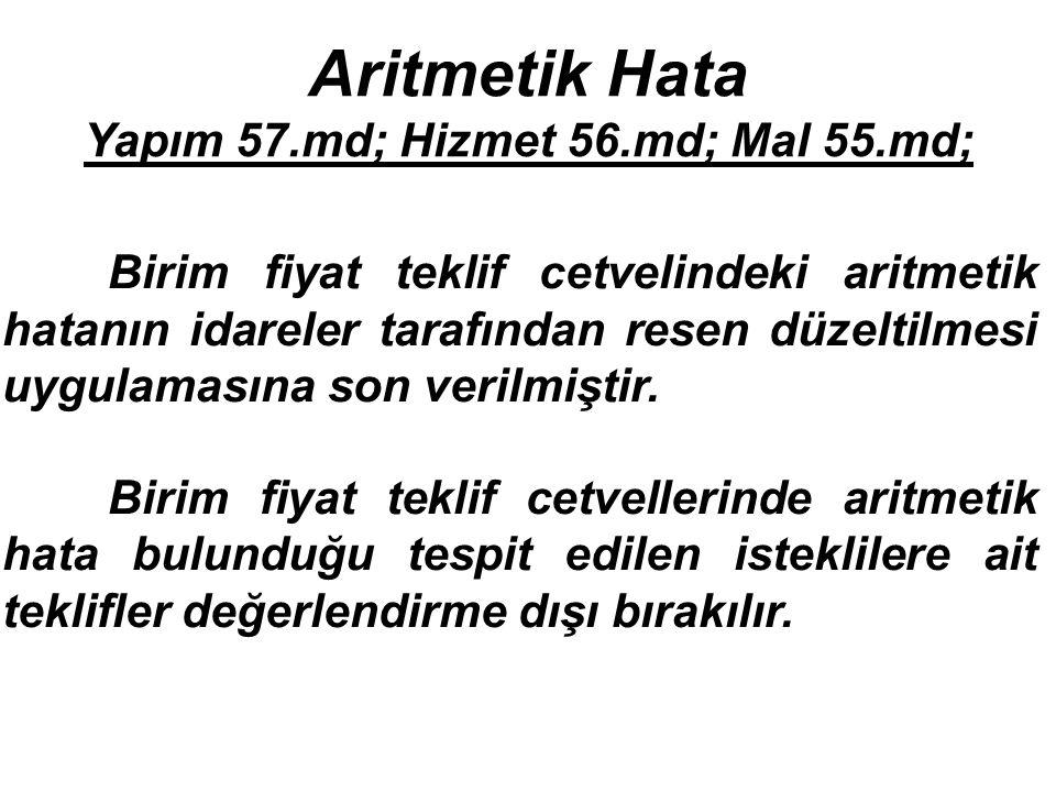 Aritmetik Hata Yapım 57.md; Hizmet 56.md; Mal 55.md;