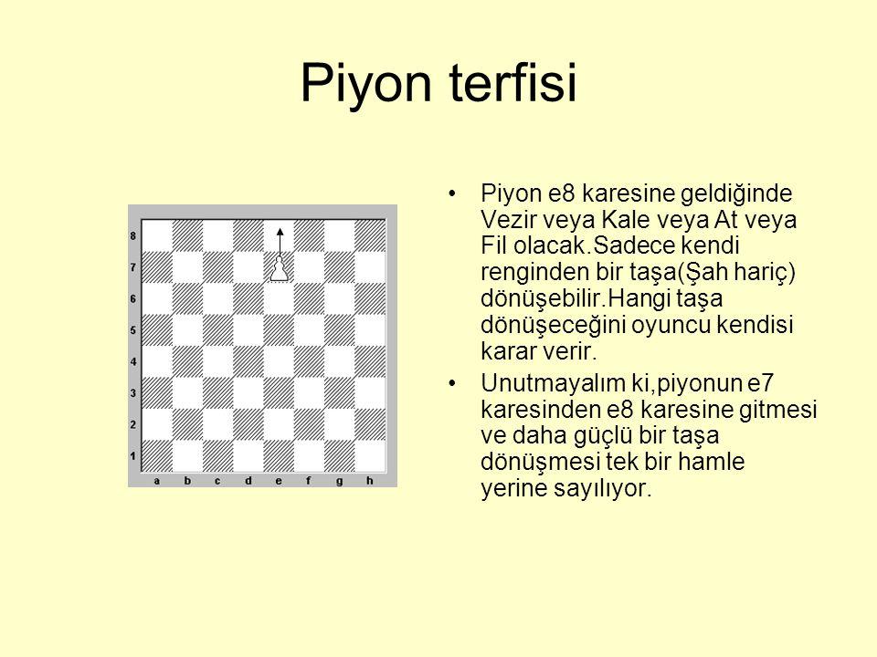 Piyon terfisi