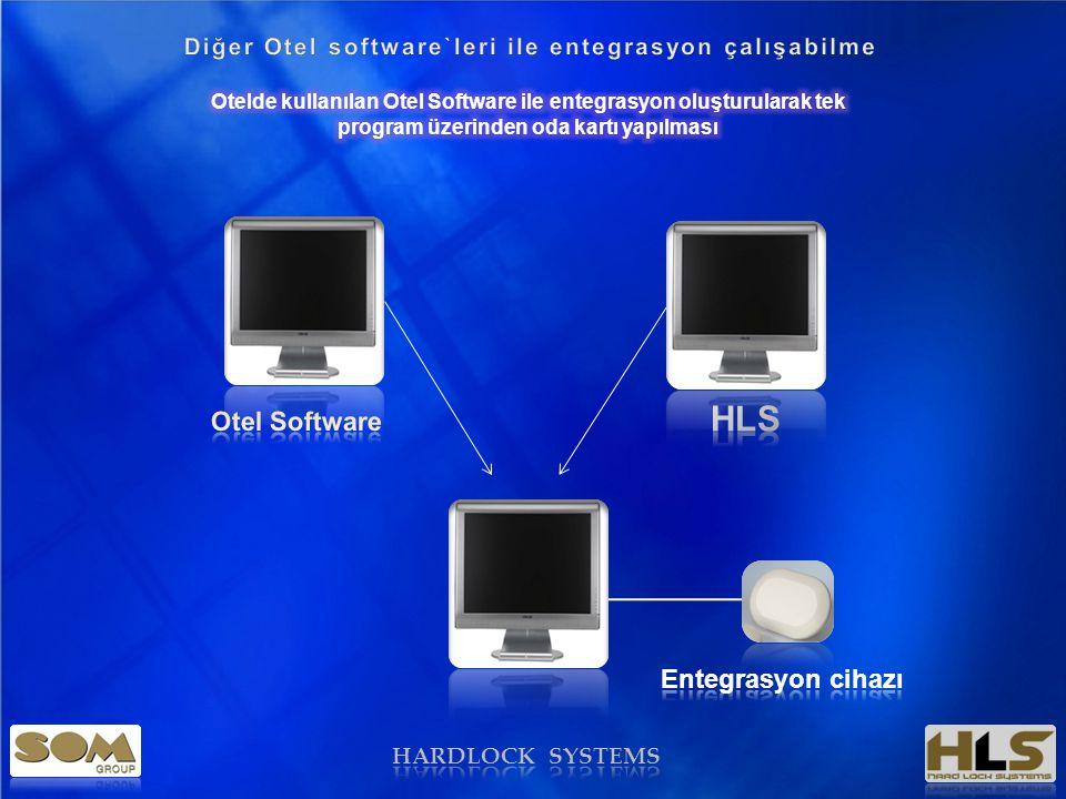 HLS Genel Özellikler Otel software leri ile entegrasyon çalışabilme;