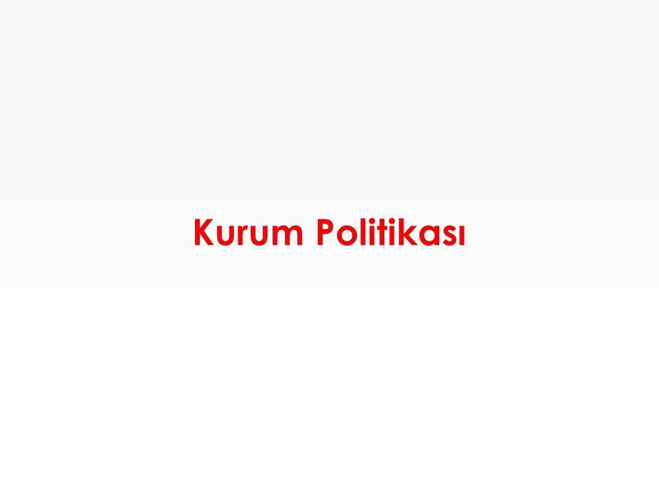 Kurum Politikası
