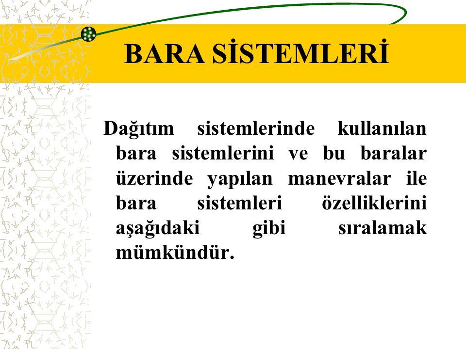BARA SİSTEMLERİ