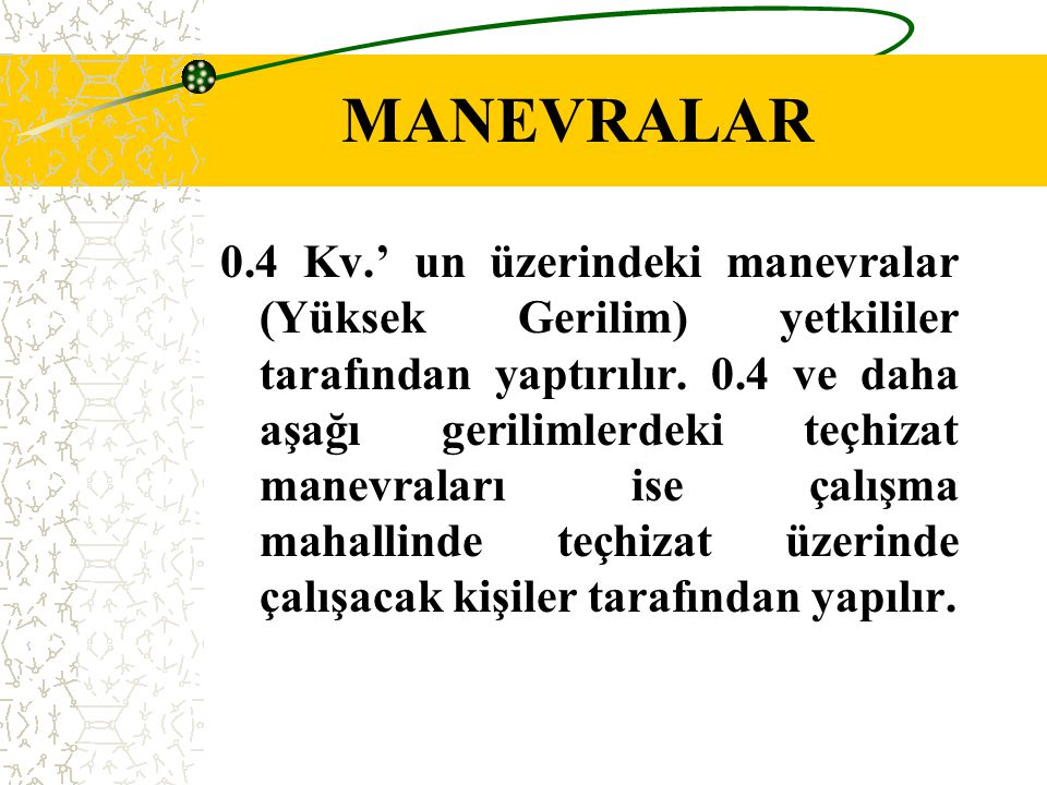 MANEVRALAR