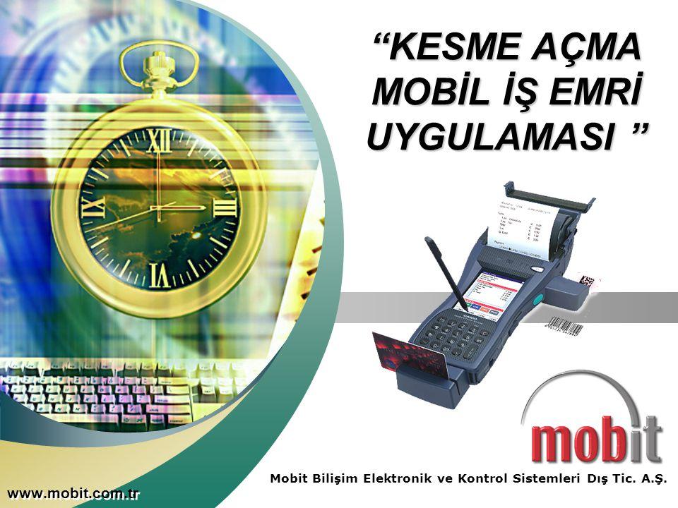 Mobit Bilişim Elektronik ve Kontrol Sistemleri Dış Tic. A.Ş.