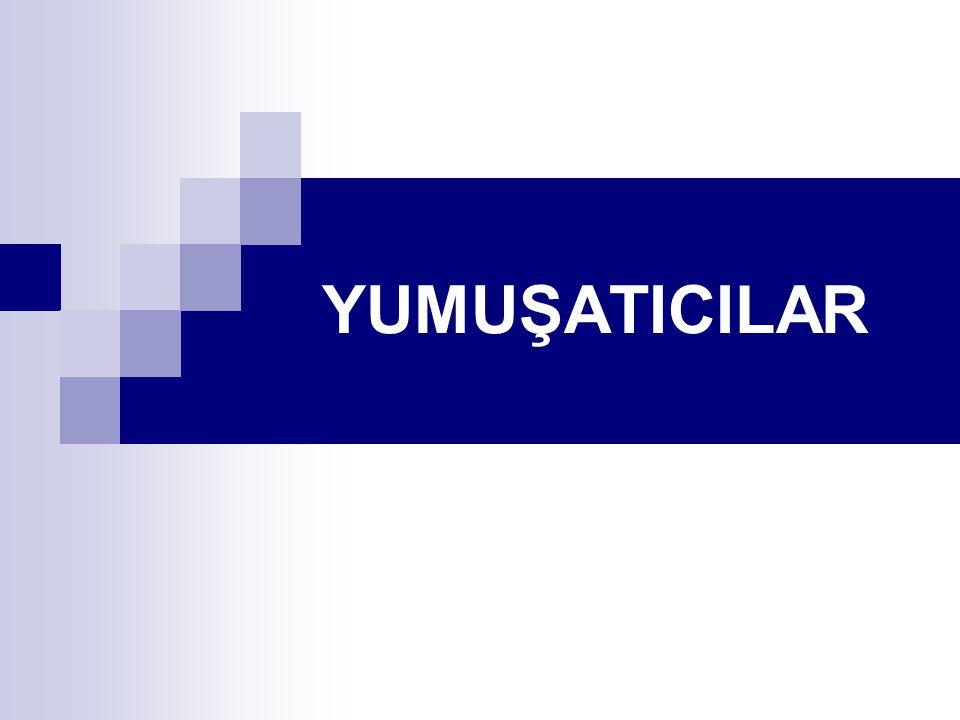 YUMUŞATICILAR