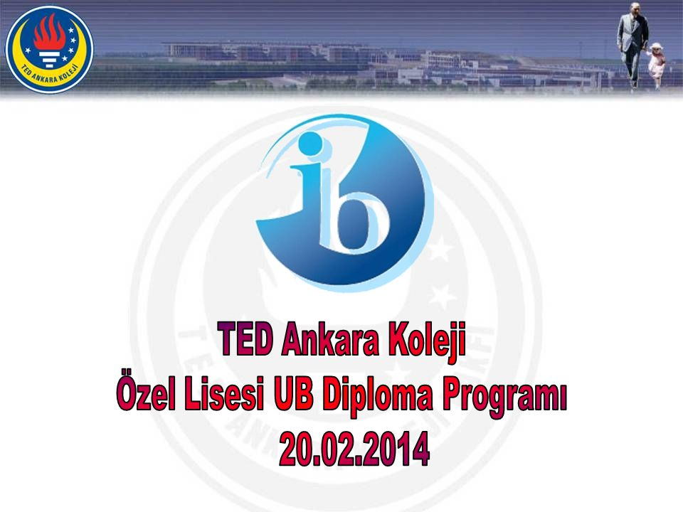 Özel Lisesi UB Diploma Programı