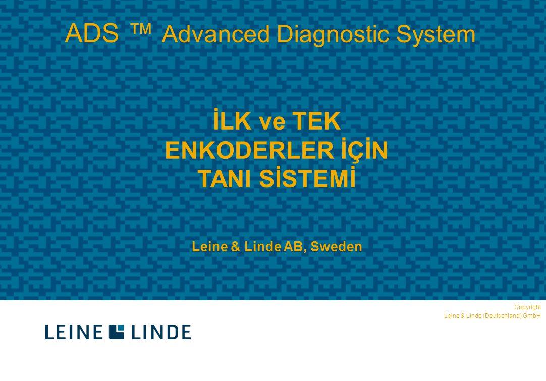 Copyright Leine & Linde (Deutschland) GmbH