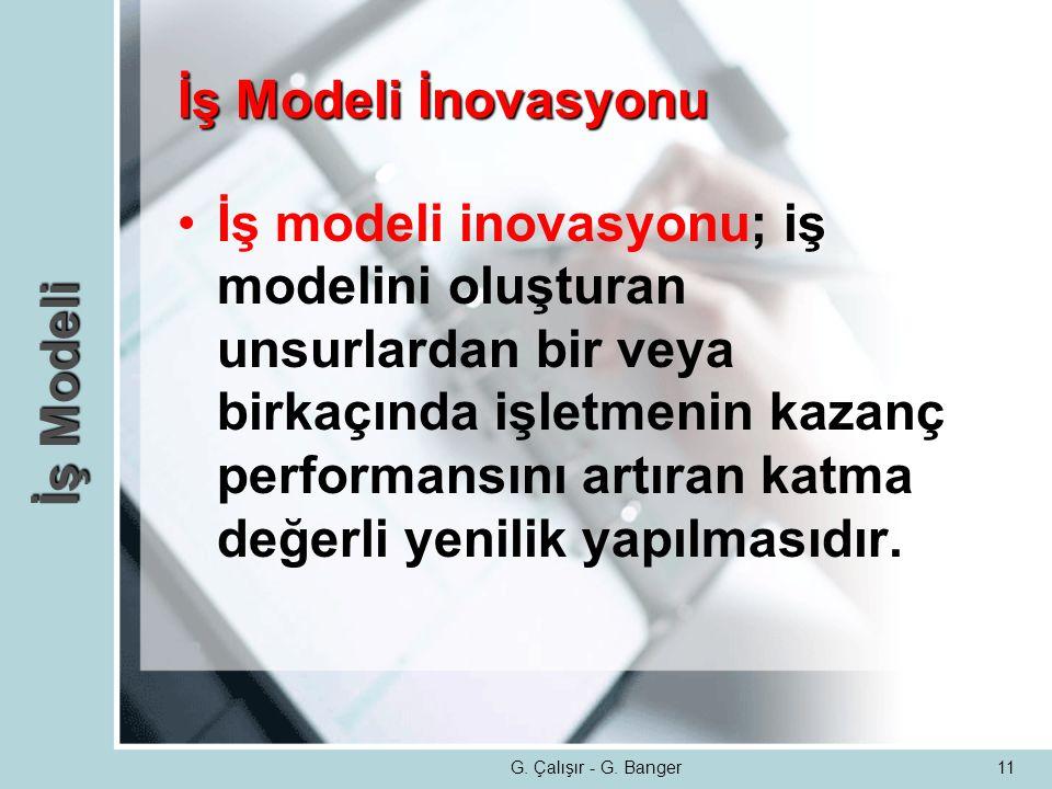 İş Modeli İnovasyonu