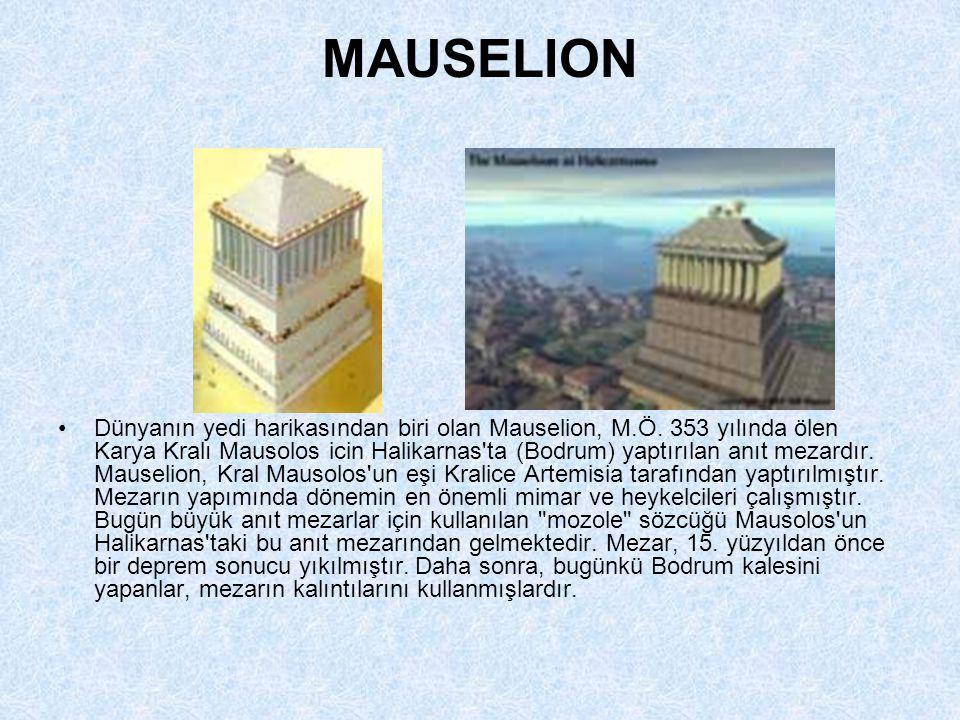 MAUSELION