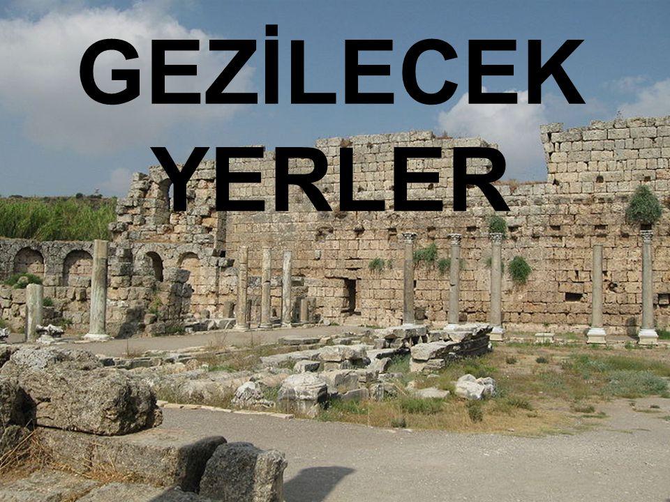 GEZİLECEK YERLER