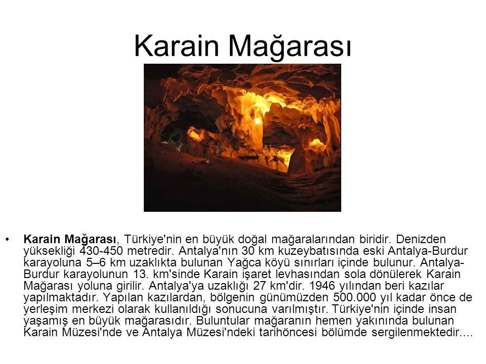 Karain Mağarası
