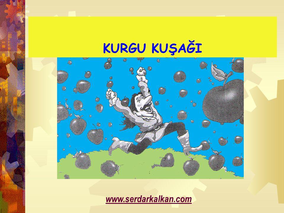 KURGU KUŞAĞI www.serdarkalkan.com