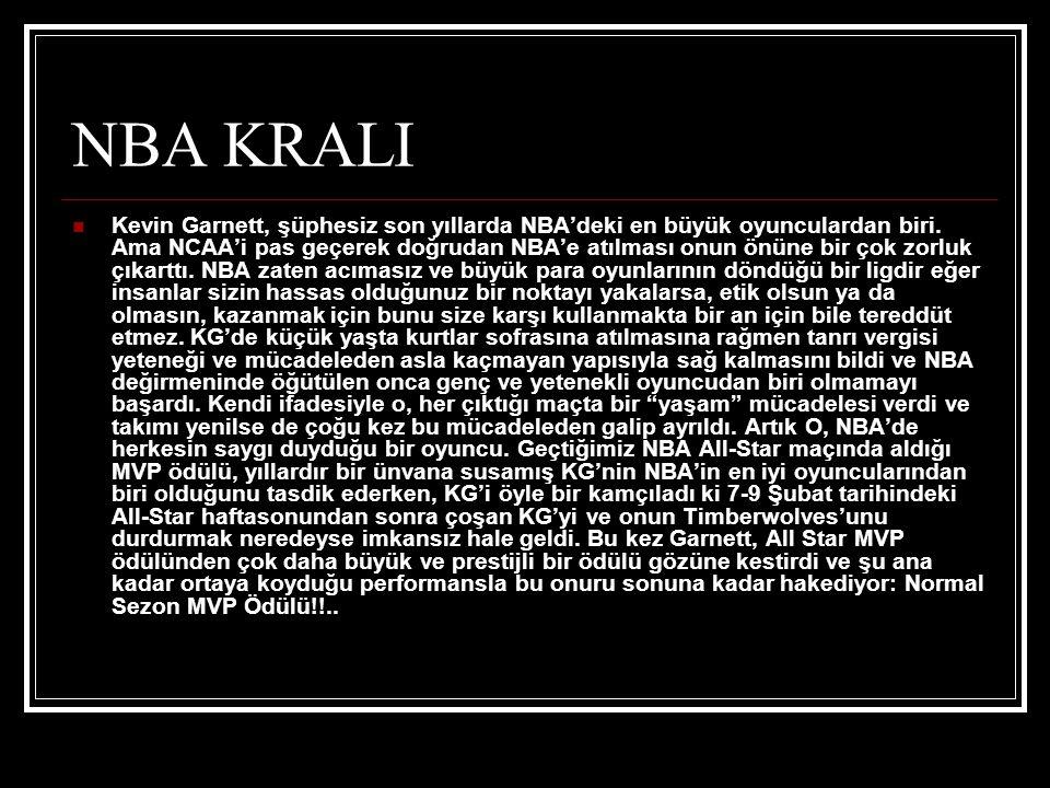 NBA KRALI