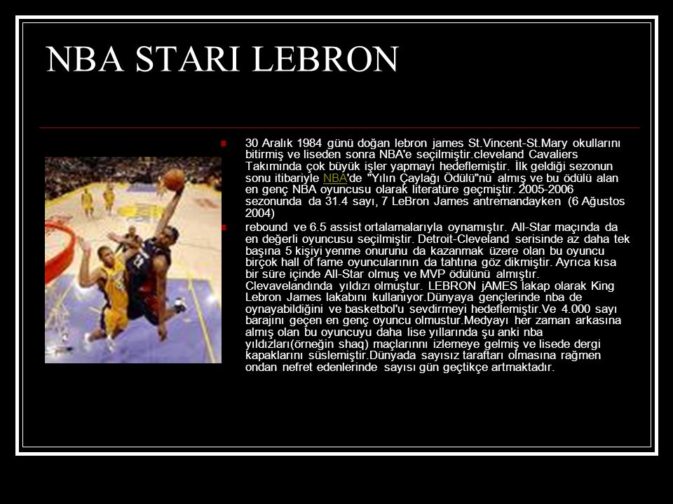 NBA STARI LEBRON