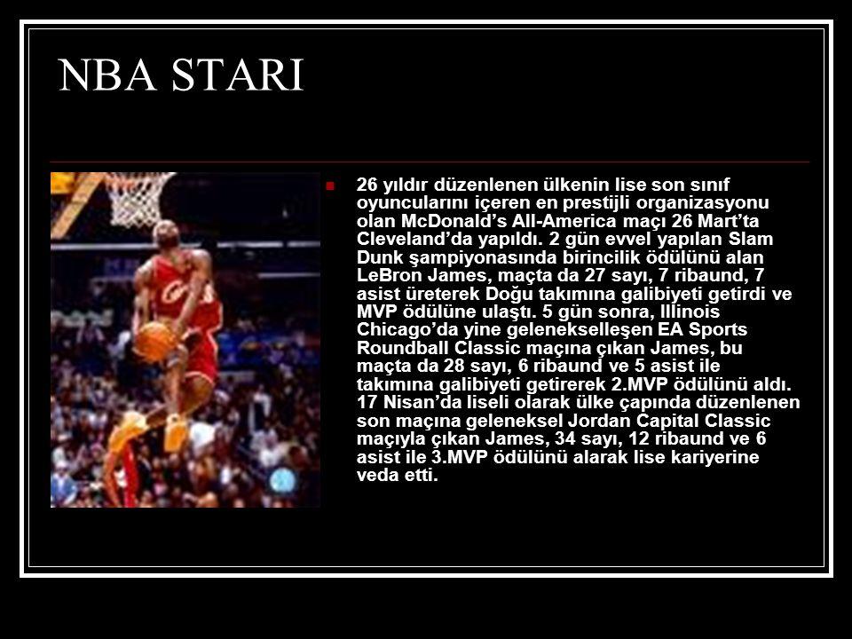 NBA STARI