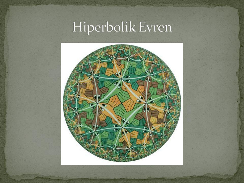 Hiperbolik Evren