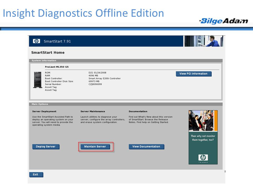 Insight Diagnostics Offline Edition