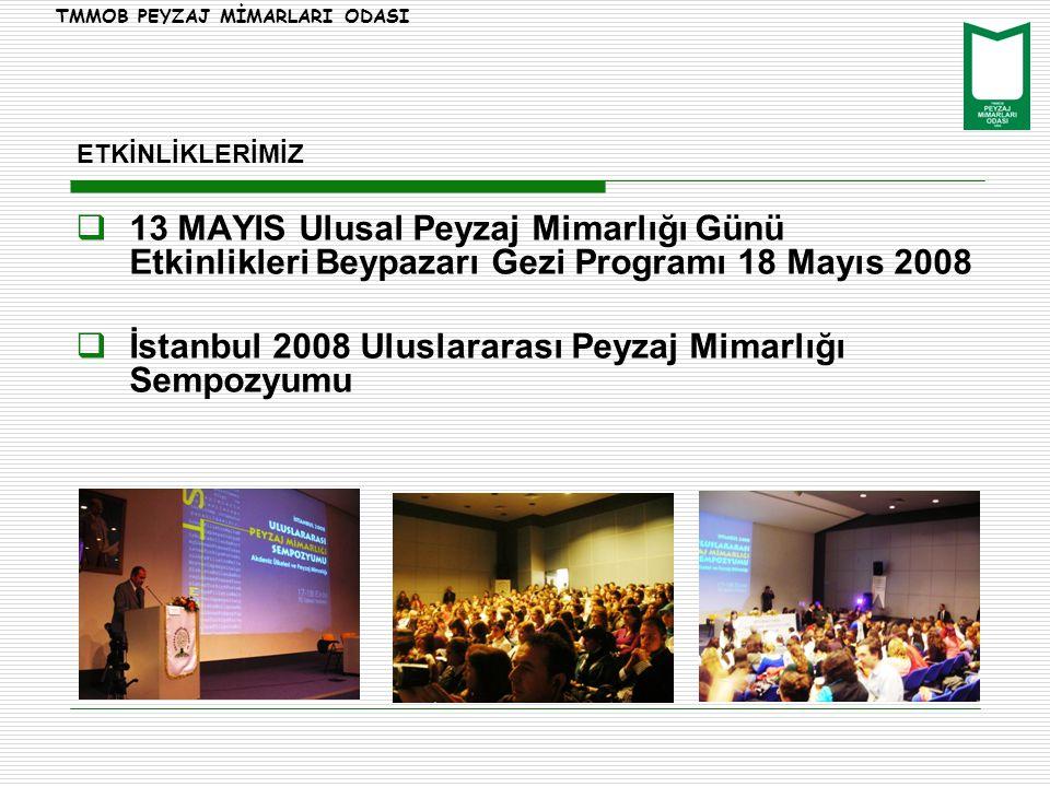 İstanbul 2008 Uluslararası Peyzaj Mimarlığı Sempozyumu