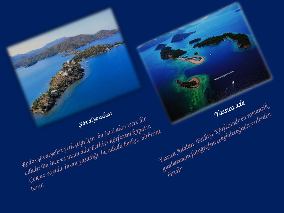 Yassıca ada Şövalye adası