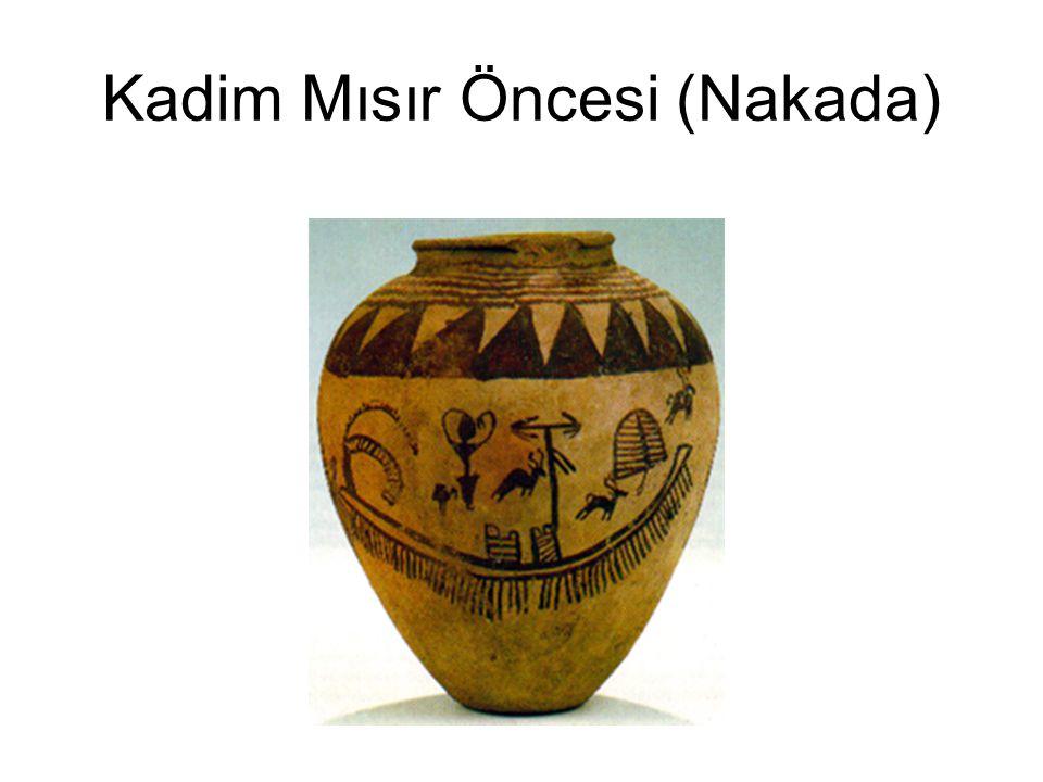 Kadim Mısır Öncesi (Nakada)