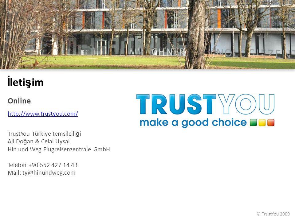 İletişim Online http://www.trustyou.com/