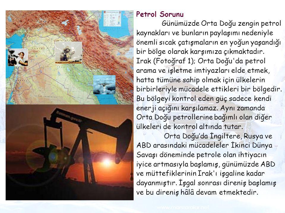 Petrol Sorunu