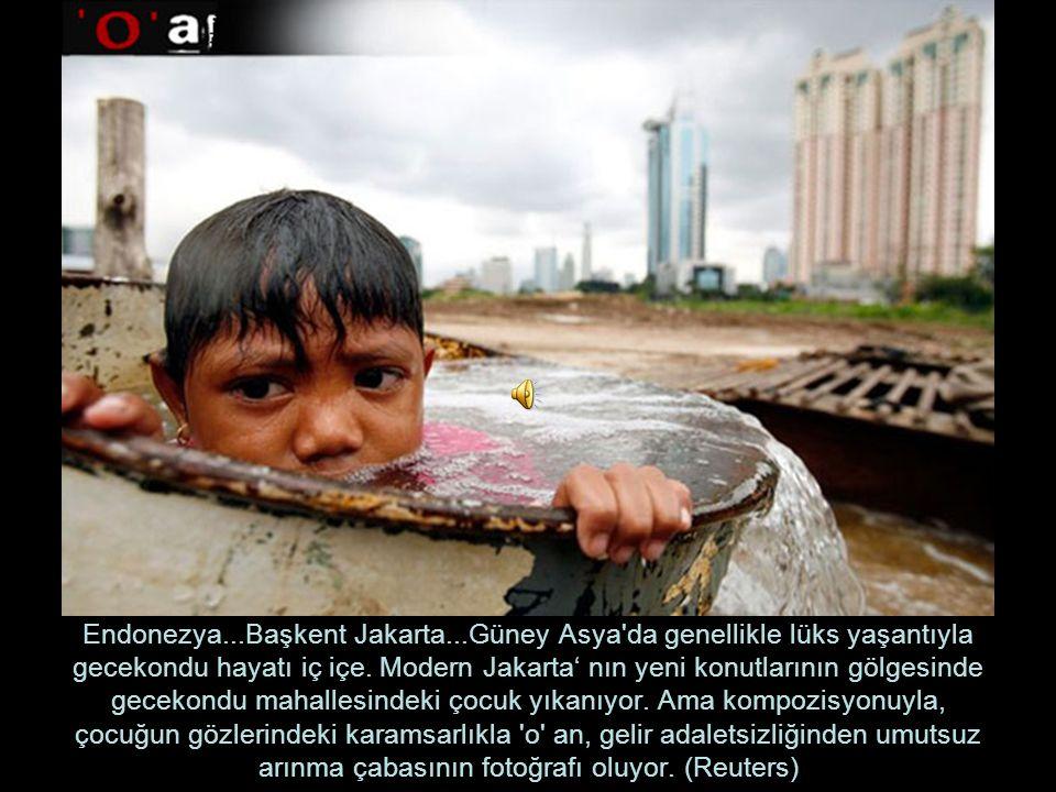 Endonezya. Başkent Jakarta