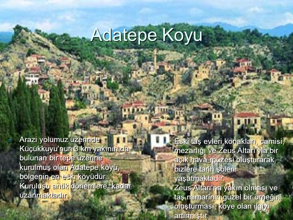 Adatepe Koyu