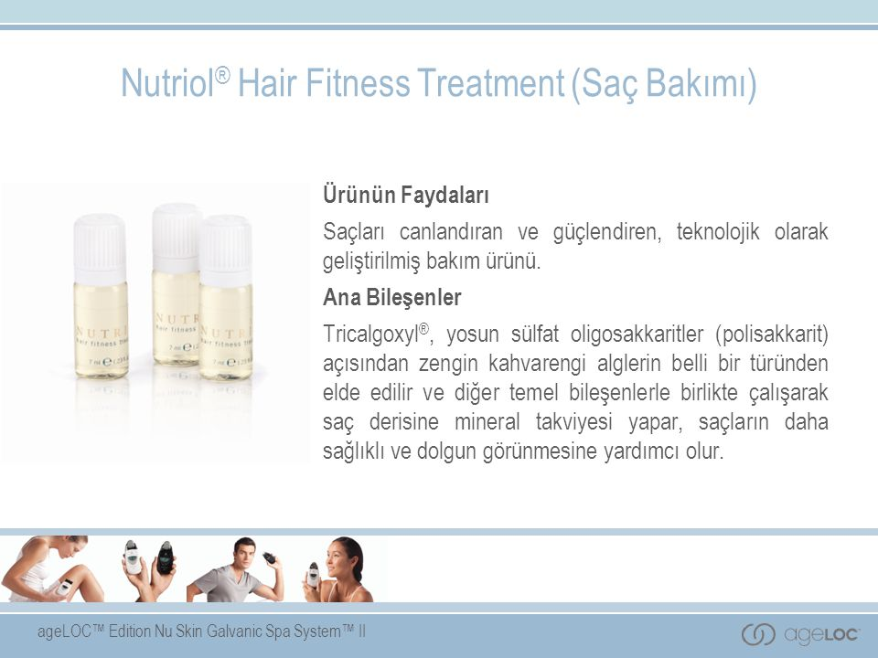 Nutriol® Hair Fitness Treatment (Saç Bakımı)
