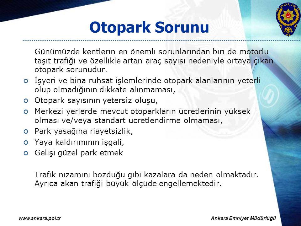 Otopark Sorunu