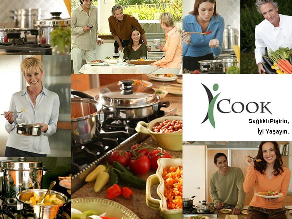 Sağlıklı Pişirin, İyi Yaşayın.