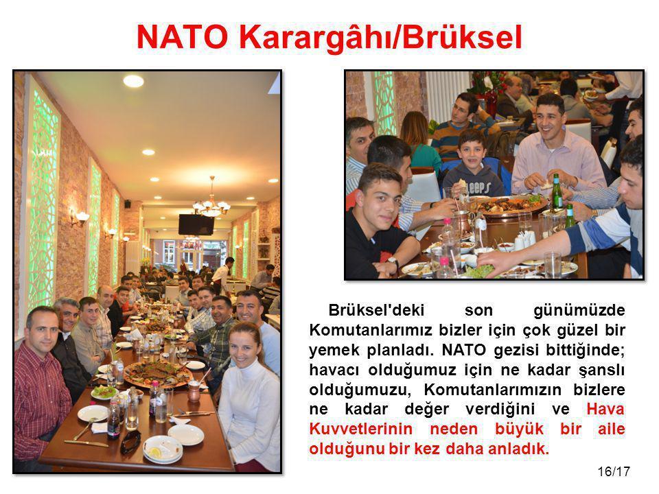 NATO Karargâhı/Brüksel