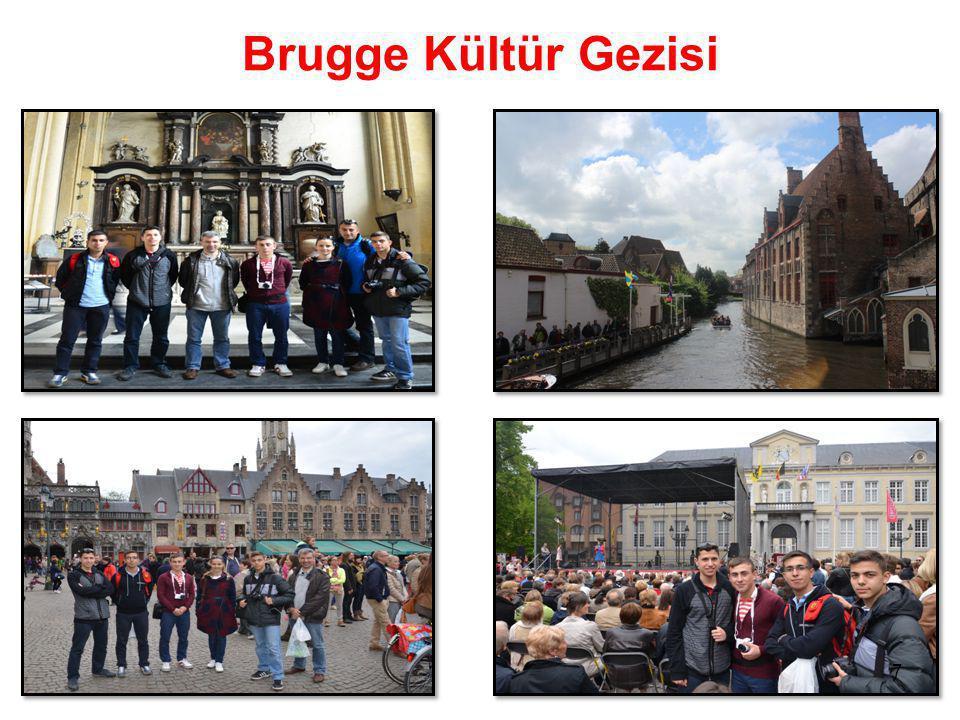 Brugge Kültür Gezisi