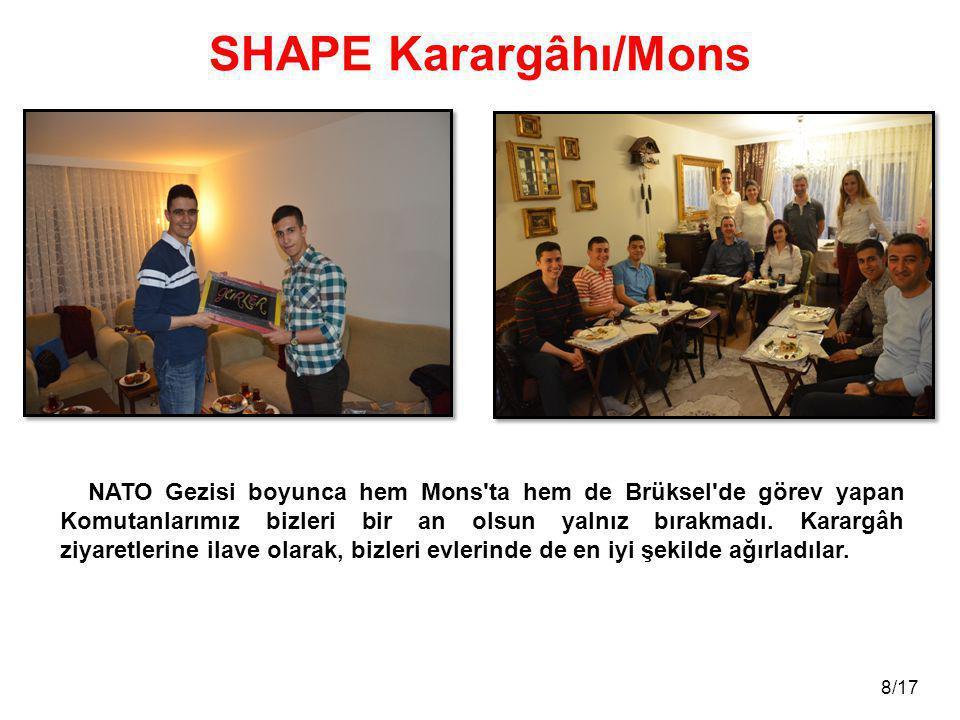 SHAPE Karargâhı/Mons