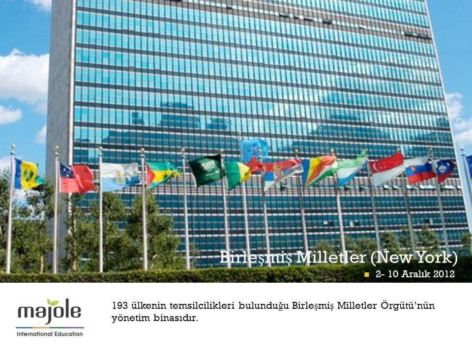 Birleşmiş Milletler (New York)