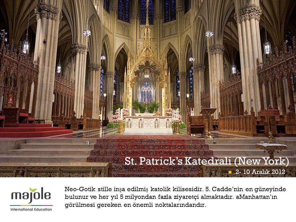 St. Patrick's Katedrali (New York)