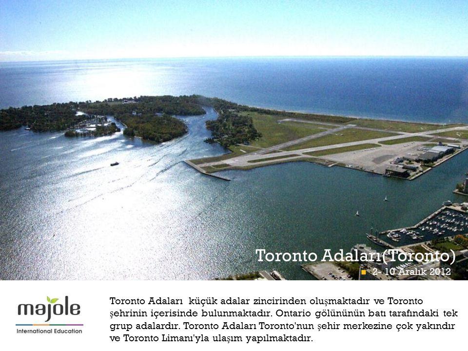 Toronto Adaları(Toronto)