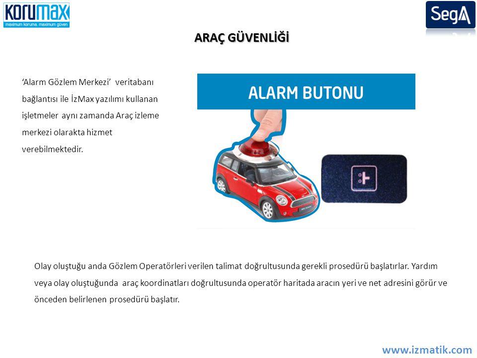 ARAÇ GÜVENLİĞİ www.izmatik.com