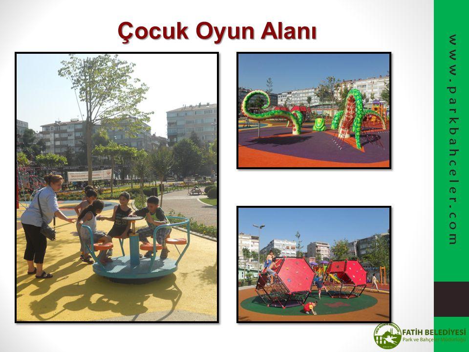 Çocuk Oyun Alanı www.parkbahceler.com